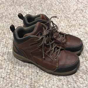 Red Wing Mens TruHiker 5 Inch Hiking Boots 10